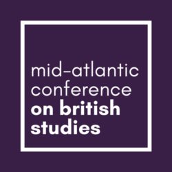 Mid-Atlantic Conference on British Studies